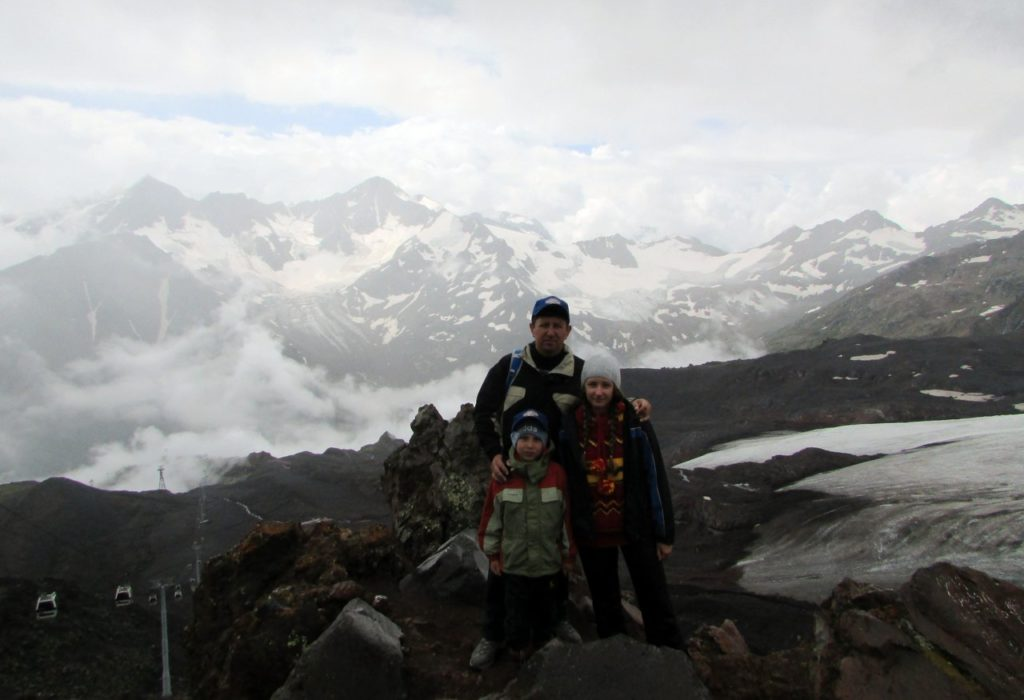 Очередной рекорд высоты - 3500 метров!