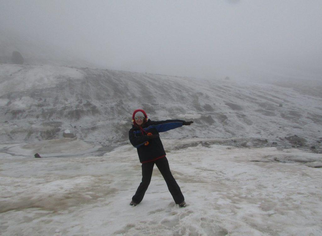 Там, где-то в тумане скрывается Эльбрус