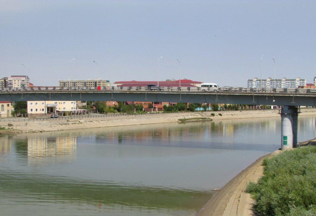 Зеленые воды Урала