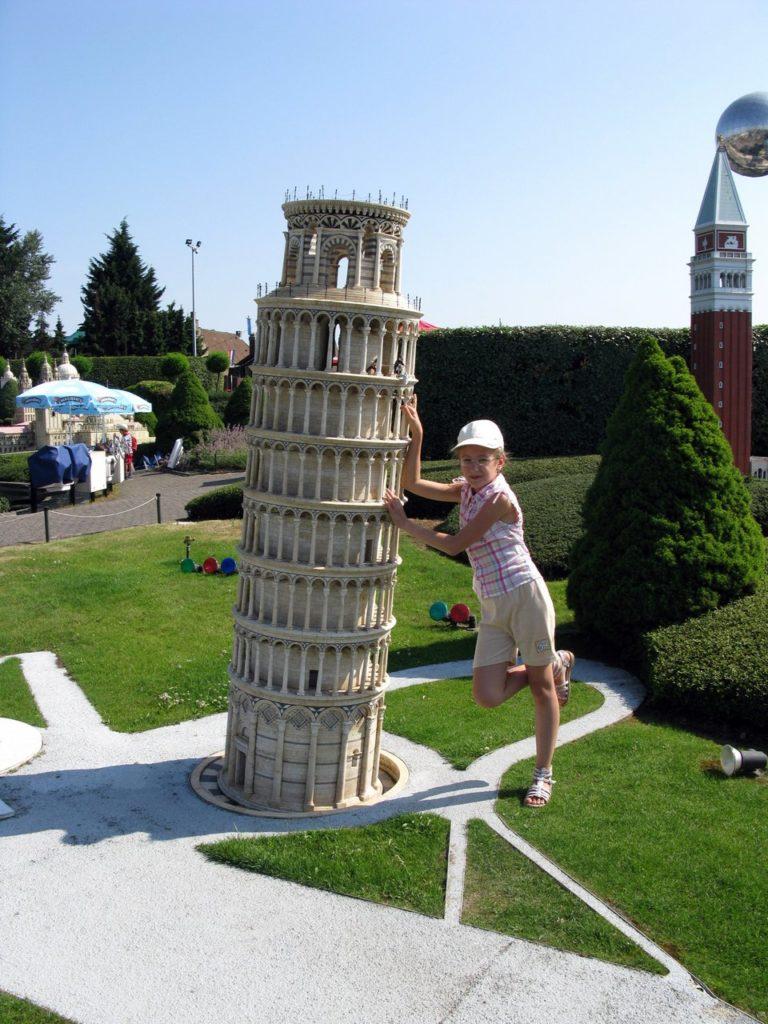 Пизанская башня не упадет