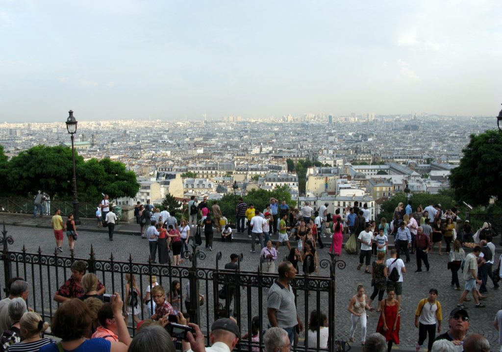 И снова Париж у наших ног