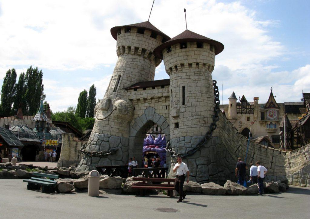 Живые башни