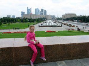 Проездом в Москве что показать ребенку?