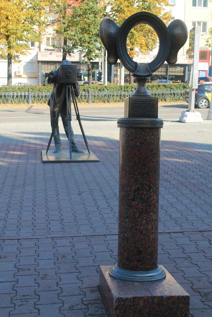Памятник Пермяк - соленые уши