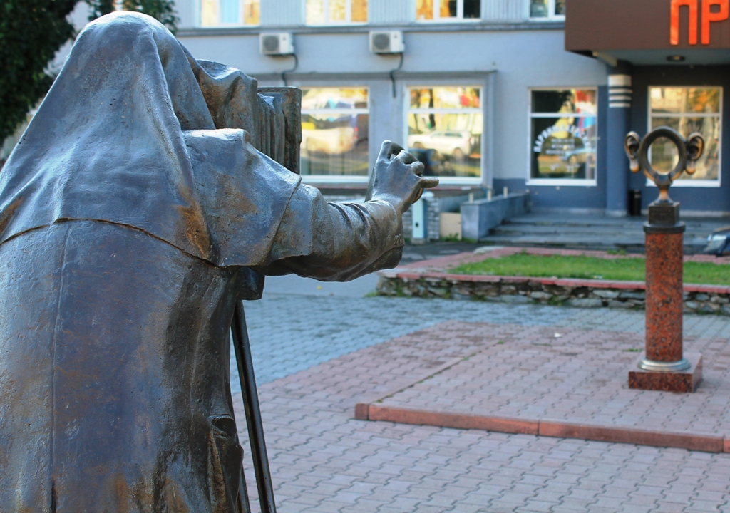 Пермяк - солёные уши и другие арт-объекты города Перми