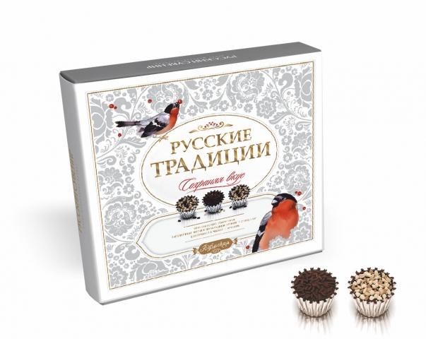 Конфеты Русские традиции