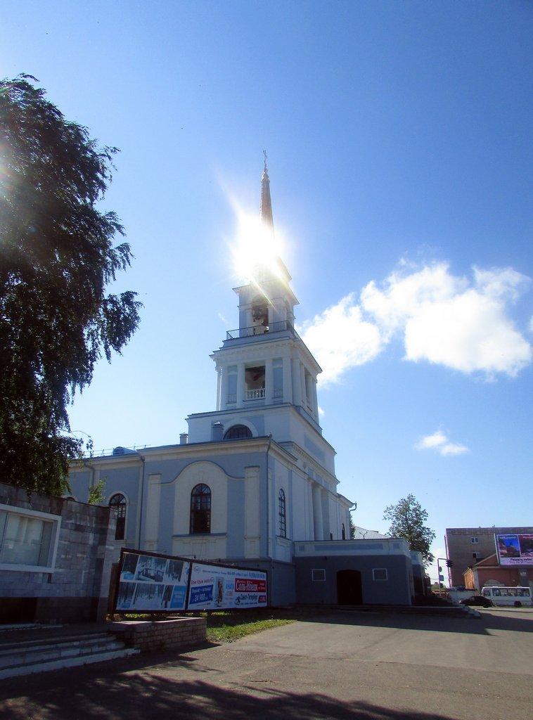 Колокольня Благовещенского собора