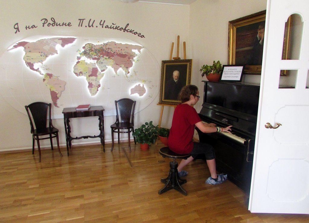В доме Чайковского снова звучит музыка