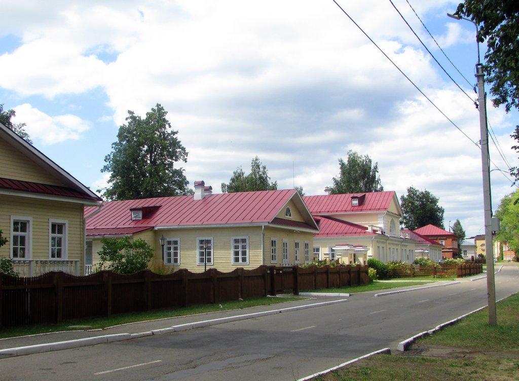 Усадьба дома-музея Чайковского
