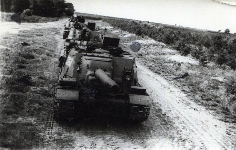 16 ГвТД Германия 1969 г.