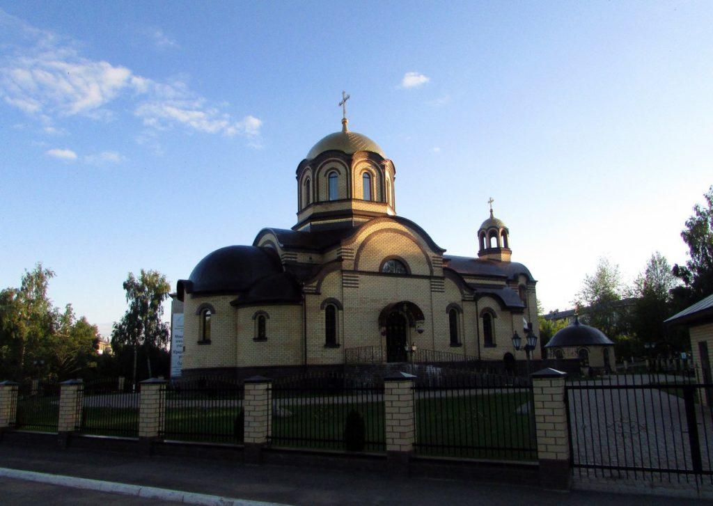 Спиридоновская церковь