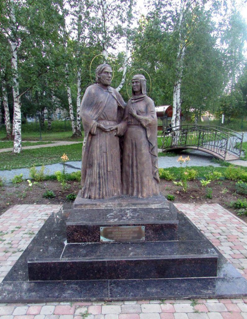 Петр и Февронья в Чернушке