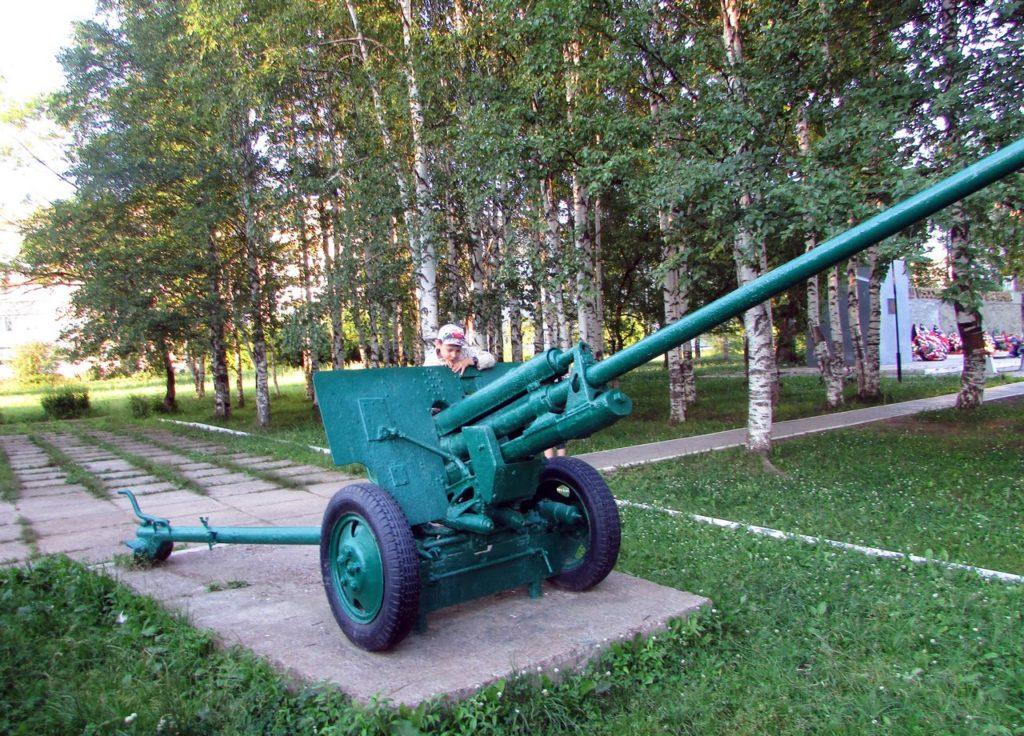 Противотанковое орудие ЗиС-2