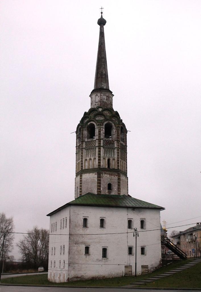 Соборная колокольня Соликамск