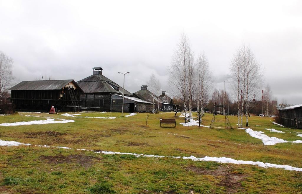 Музей соли в Соликамске