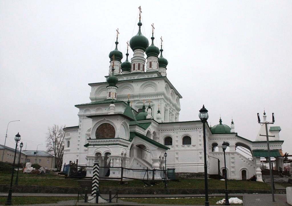 Троицкий собор Соликамск