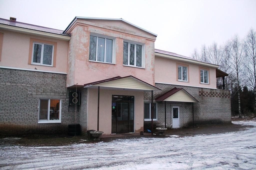 Гостиница на базе Северный Урал