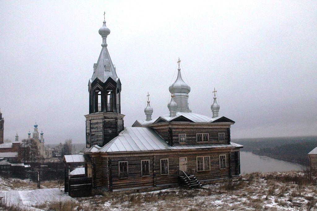 Пророко-Ильинская церковь в Чердыни