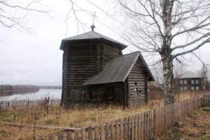 самая старая деревянная церковь