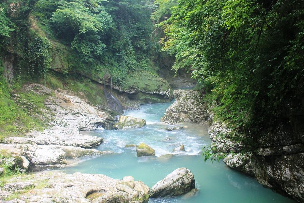 Река Абаша