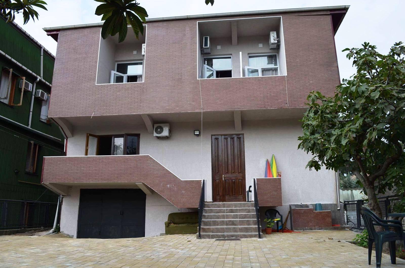 Гостевой дом в Кобулети
