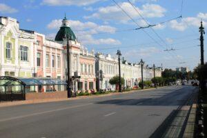 Прогулки по Омску