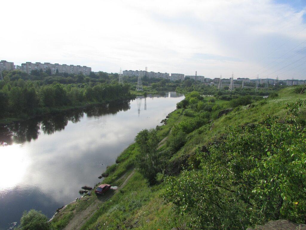 Речка Тагил