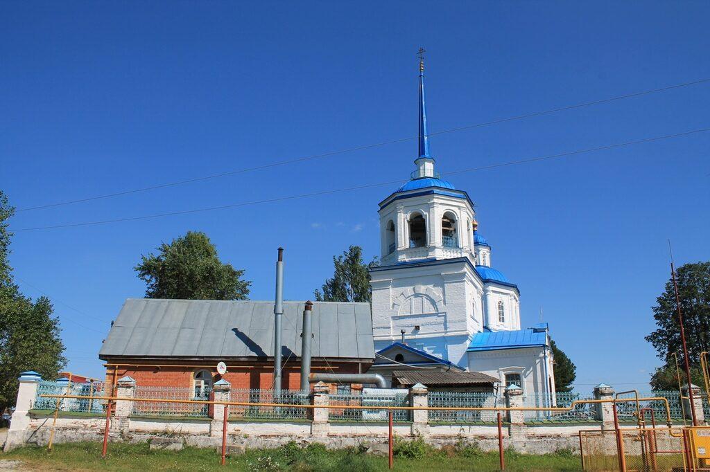 Похвало-Богородская церковь