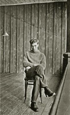 Б.Пастернак 1916 г.