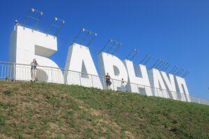 Едем из Барнаула на Горный Алтай